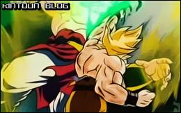 Por maior que fosse sua força, Broly acaba vencido por um único ataque de Goku combinando a força de todos os Z-Fighters.